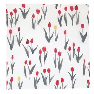 """ハンカチ""""tulip"""""""