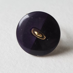 294.Vintage button ring