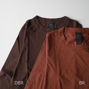 七分袖Tシャツ homspun