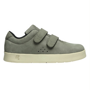 AREth velcro Gray Nubuck