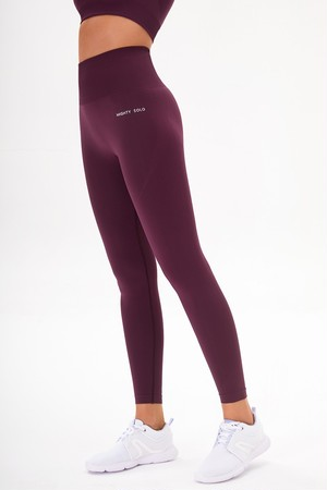 マイティソロ(MIGHTY SOLO) MOTION+ PLUM LEGGINGS