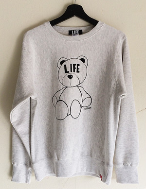 BEAR CREW SWEAT/OATMEAL