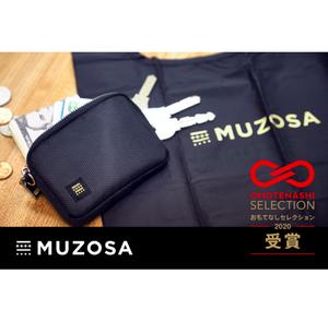 MUZOSA & NYLON ULTRALIGHT BAG【おもてなしセレクション2020受賞】