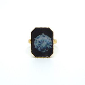 カワリング(ダイヤ&石ころ・八角形)