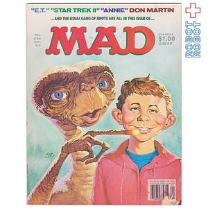 MAD MAGAZINE マッドマガジン no.236 E.T. January 1983