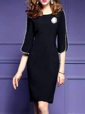 【dress】Elegant professional new formal dress