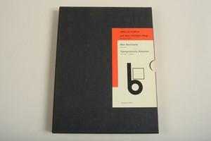Max ist endlich auf dem richtigen/Max Burchartz/Typografische Arbeiten 1924-1931