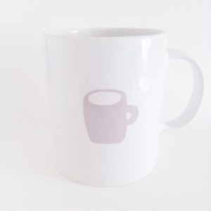 〈SOLD OUT〉マグカップモチーフマグカップ(レッド)