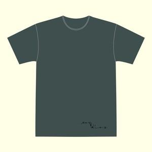 『名もなく 貧しく 美しくもなく』公演Tシャツ(チャコール)