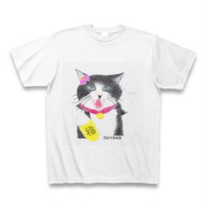 【チヨ子】MANEKI ちよ子 T-shirt