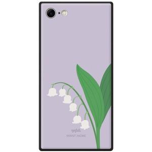 iPhoneケース ガラス NEMO(Bloom06)