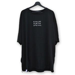 Oversized Cutsew ...絶殺... (JFK-035) - Black