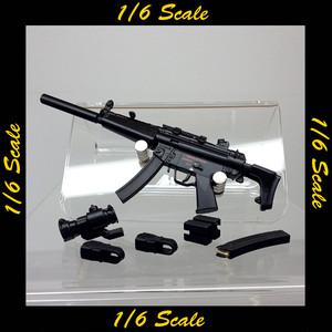 【01958】 1/6 ZYTOYS MP5A5 サブマシンガン