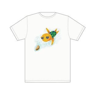 八月ちゃん『AUGUST E.P.』Tシャツ