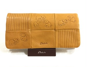 「Dakota」アンダンテシリーズ かぶせ型長財布