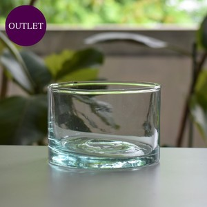 【OUTLET・ランクC】モロッコガラス ボウル S