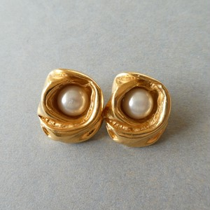 60s vintage earring made in Italy