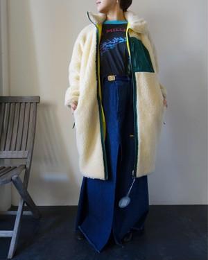 ACASAM Boa Zip Coat