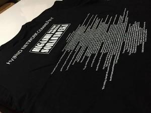 Tシャツ1枚 ふせん4個 セット