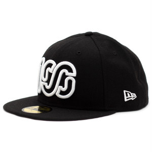 NEW ERA × 100A 59FIFTY *BLACK