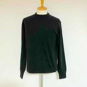 Cashmere Crewneck Knit Black