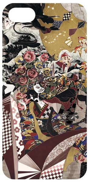折り紙様/ iPhone5/5s ケース