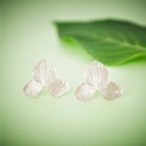 sv925 botanical motif  ピアス