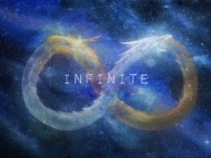 ポストカード 『無限の龍 -INFINITE-』