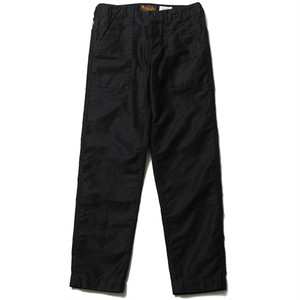 BAKER PANTS(BLACK) / RUDE GALLERY BLACK REBEL
