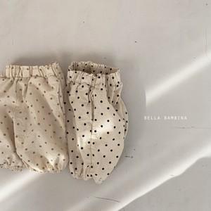 『翌朝発送』dot pants〈bella bambina〉
