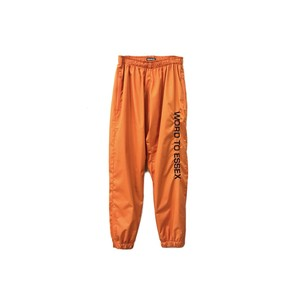 HSWLD - Nylon Track Pants (size - M) ¥9000+tax