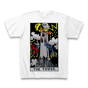 「16塔」タロットTシャツ