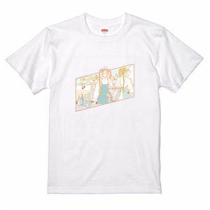 坂本彩 ART 001-T-shirts