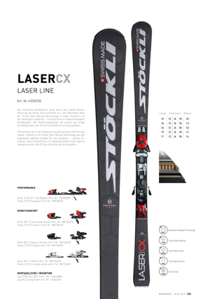 18'-19'|LASER CX / N SP12 Ti black S75
