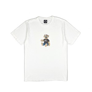 BB BEAR(STOP TOY Ver.) TEE / WHITE