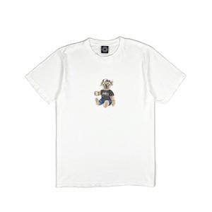 BB BEAR(STOP TOY Ver.) TEE / WHITE
