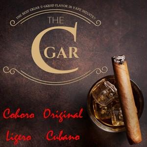 The Cgar by E&B 60ml 【ニコチン0mg】