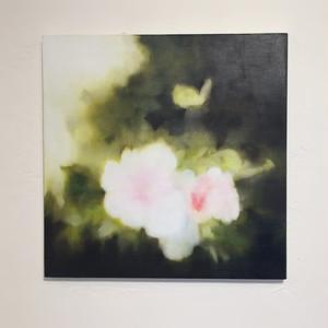 井上絢子「奥帰り(昔の景色) 2」INOUE Ayako / oil on canvas
