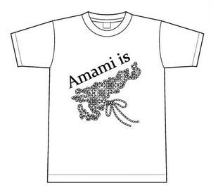 Amami is 結の島 Tシャツ
