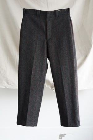 Woolrich - Plaid Wool Adventure Slacks Dead Stock