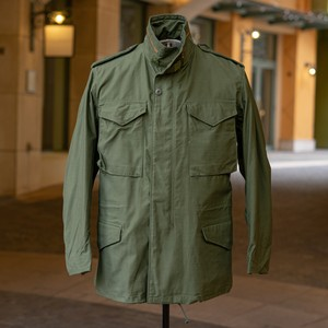 OLD U.S.ARMY M-65 JACKET DEAD STOCK - 5