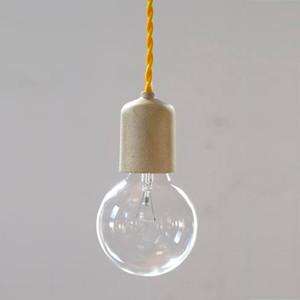 Socket Lamp Brass|真鍮
