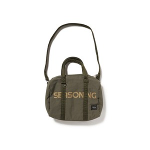 SEASONING SEASONING×PORTER MINI BOSTON (mezzanine ONLY) / SE19S-AC-P01