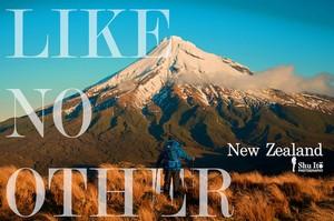 New Zealand 写真集 LIKE NO OTHER