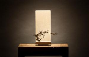 【在庫僅少・特価】卓上LEDランプ ウェルカミング パイン[880007]