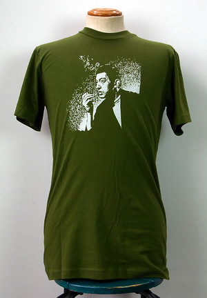 Reckon / Serge Gainsbourg Tシャツ(S)