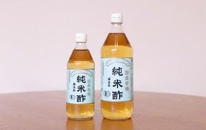 【camecameセレクト調味料】マルシマ 国産有機純米酢 / 900ml