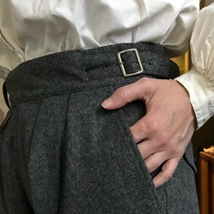 KENNETH FIELD (ケネスフィールド) gurkha trouser