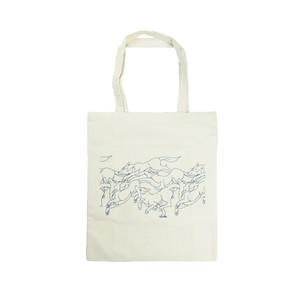 TAKAHASHI  Yohei / 高橋洋平 / おおかみトートバッグ / Wolves tote