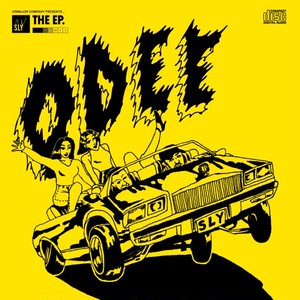 【CD】ODEE - SLY
